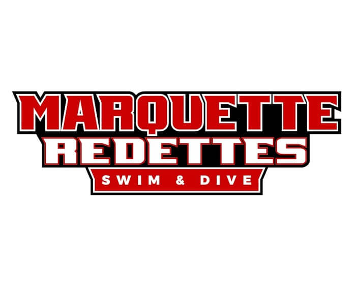 Girls Swim & Dive Shows Off Depth at Marquette Splash-and-Dash Meet