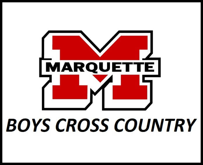 Boys Cross Country Wins 2020 Division 1 U.P. Championship