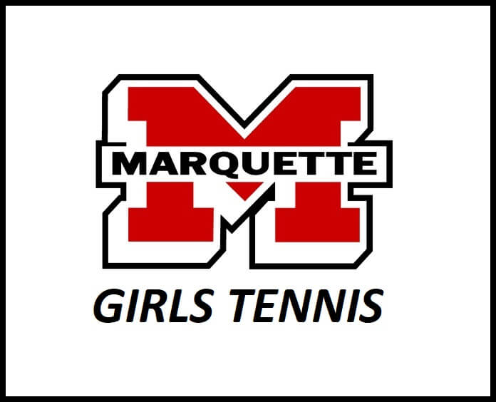 Varsity Girls Tennis Gets Back On Track With 7-1 Win At Escanaba