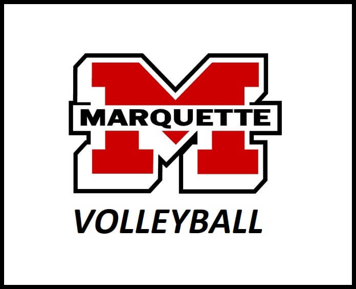 Varsity Volleyball Keeps Hot Streak Going With 3-0 Win At Menominee