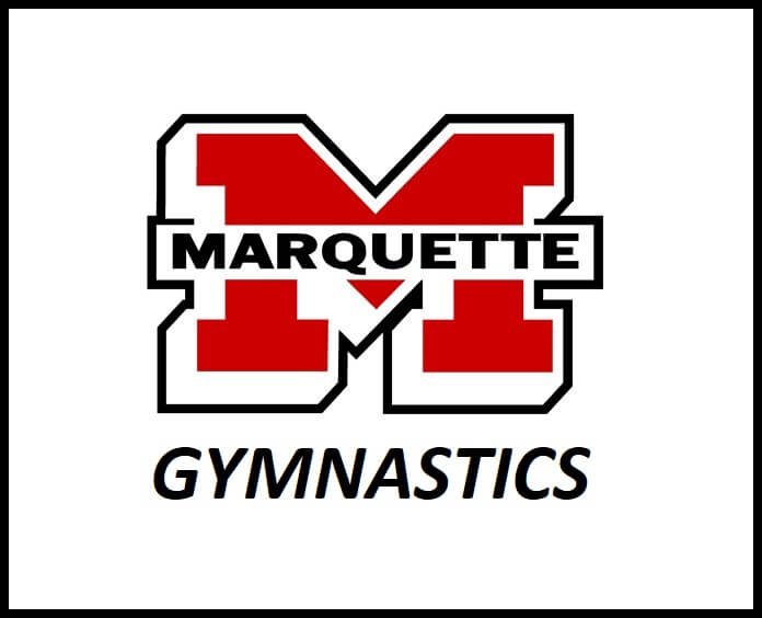 Gymnastics Takes First Place at 2021 Marquette Invitational