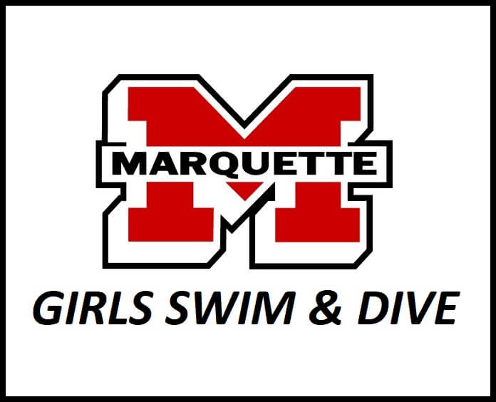 Girls Swim & Dive Victorious In Dual Meet vs. Kingsford