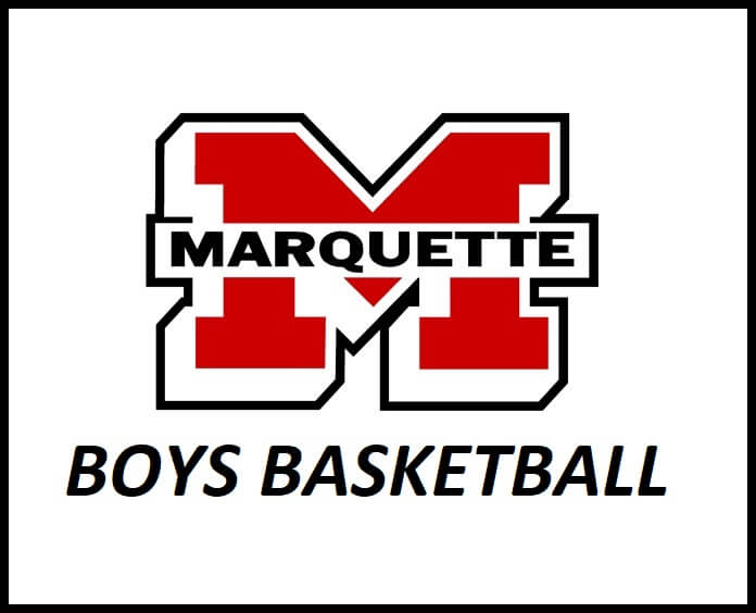 Varsity Boys Basketball Powers Through Menominee, 69-51