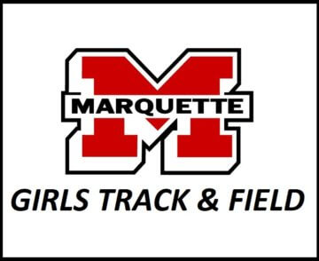 Girls Track & Field Takes First Place At 2021 MHSAA U.P. Division 1 Finals; 400 Meter Relay Team Sets New Meet Record
