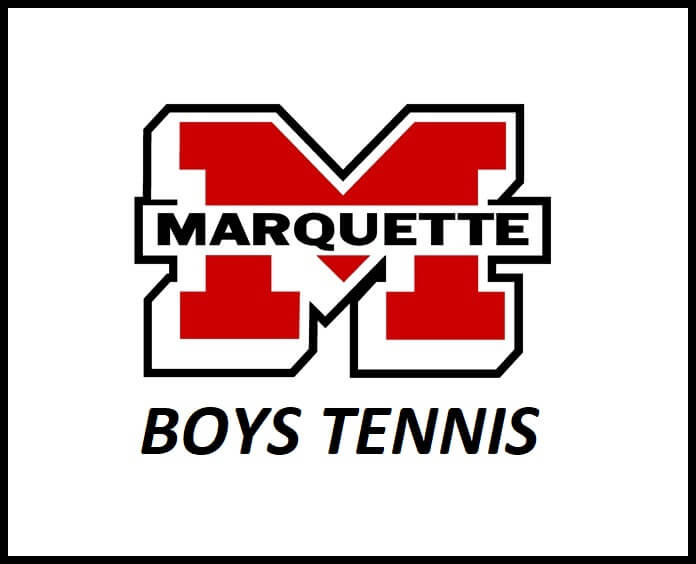 All-U.P. Division 1 Boys Tennis Awards Announced; Four Honored From MSHS